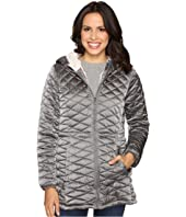 Steve Madden - Quilted Glacier Shield Coat