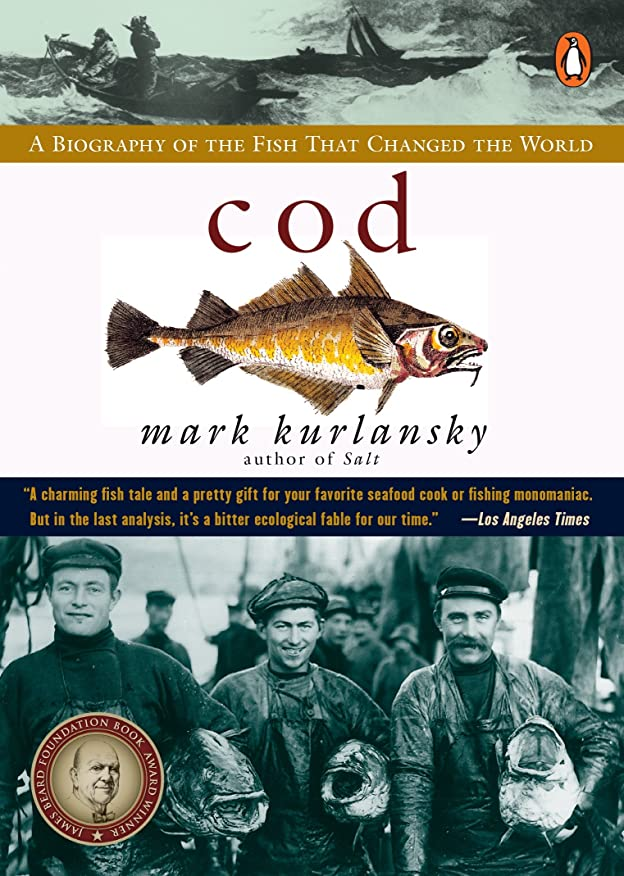 問題語平衡Cod: A Biography of the Fish that Changed the World (English Edition)