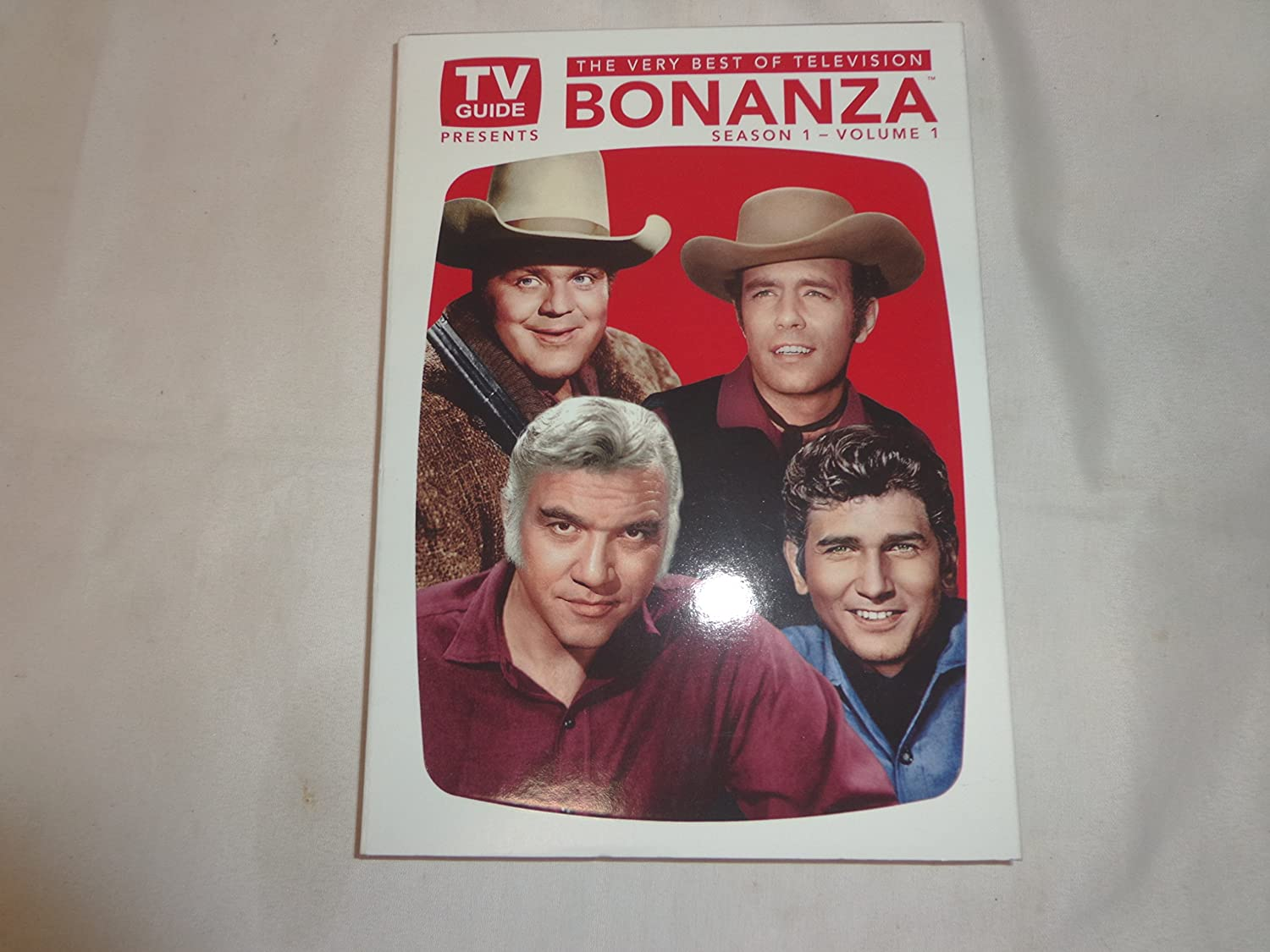 Bonanza official First Season Vol 1