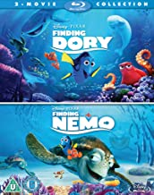 Finding Dory/ Finding Nemo Double Pack Region Free