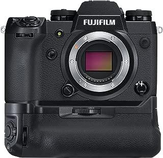 Fujifilm X Series X-H1 Mirrorless Digital Camera w/Vertical Power Booster Grip Kit (Black)