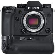 Fujifilm X-H1 Mirrorless Digital Camera w/Vertical Power Booster Grip Kit