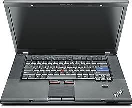 Lenovo ThinkPad T520 Laptop Notebook - Intel Core i5 2.5GHz - 8GB DDR3 - 128GB SSD - 15.6in Display- DVD - Windows 10 Pro (Renewed)