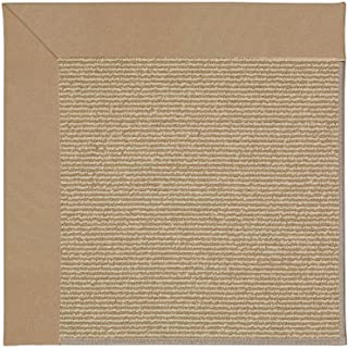 4' x 4' Square Made-to-Order Oscar Isberian Rugs Area Rug Biscuit Color Machine Made USA