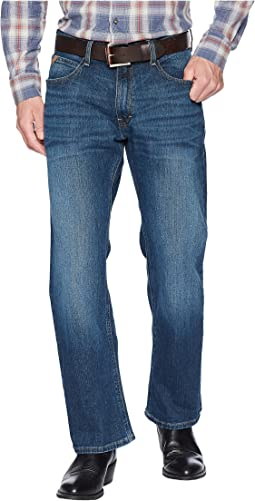 M4 Stretch Low Rise Bootcut in Freeman