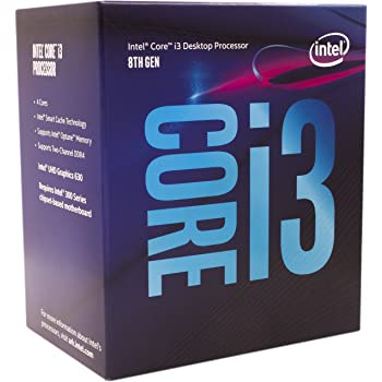 Intel CPU Core i3-8300 3.7GHz 8Mキャッシュ 4コア/4スレッド LGA1151 BX80684I38300【BOX】【日本正規流通品】