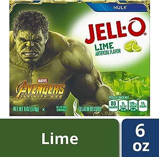 Best jello lemon lime Reviews
