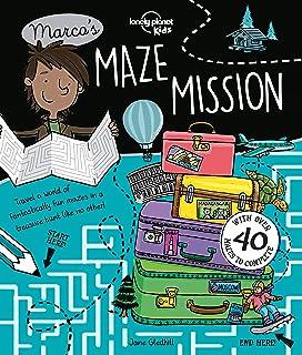 Marco's Maze Mission 1
