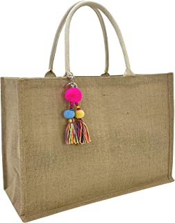Woven Large Beach Bag Straw Bag Beach Tote Handmade...