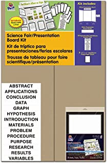 Pacon Presentation Board Kit with Project Paper (3794)