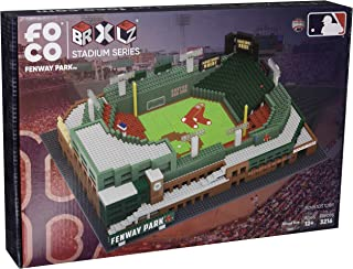 FOCO MLB Boston Red Sox Unisex 3D Brxlz- STADIUM3D Brxlz- Stadium, Team Color, One Size