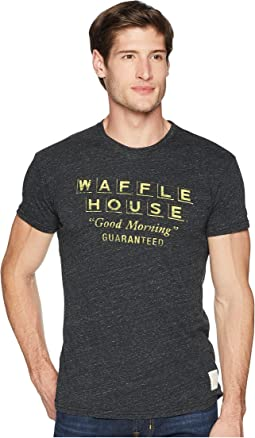 3ad8752c01 The original retro brand waffle house tri bled short sleeve tee ...