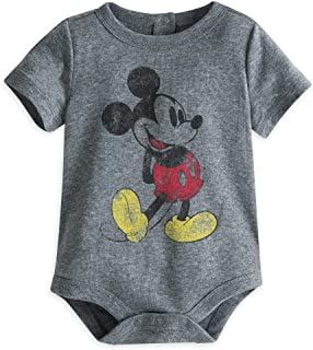 6d0475bf9 Disney Mickey Mouse Disney Cuddly Bodysuit for Baby Size 9-12 MO Multi