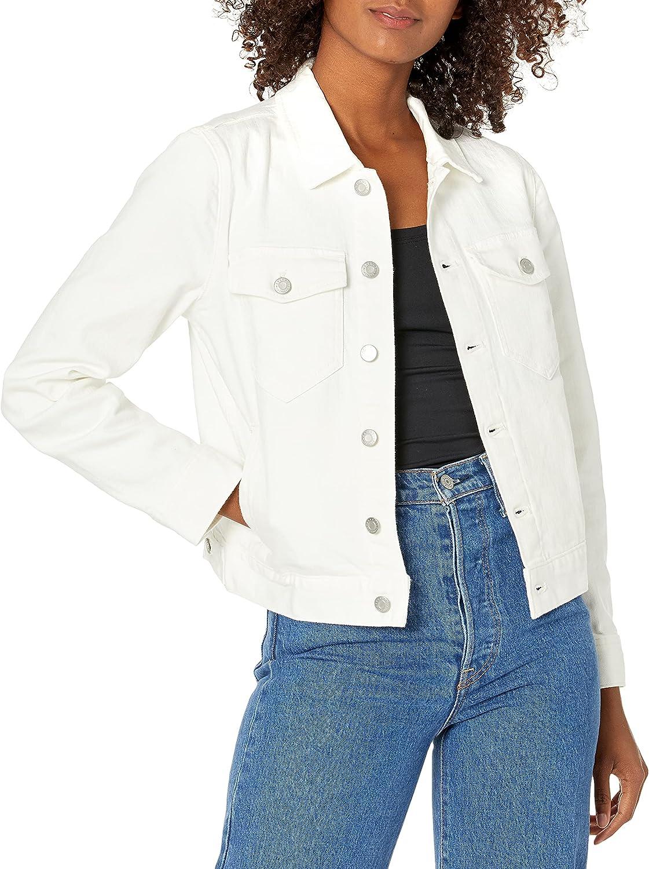 J.Crew Mercantile Women's Cropped Denim Jacket