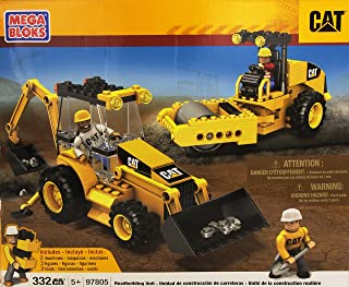 mega bloks world builders cat