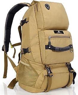 登山 リュック 40L 大容量 バックパック リュックサック 防水 軽量 山登り バック 多機能 キャンプ用リュック 防災バッグ キャンプ ハイキング 海外旅行に適用