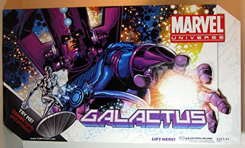 Marvel Universe 49cm GALACTUS with Silber Surfer