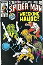 Peter Parker, The Spectacular Spider-Man #125 (Wrecking Havoc!)