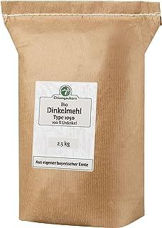 Chiemgaukorn Bio Dinkelmehl Type 1050 2,5 kg, Urdinkel