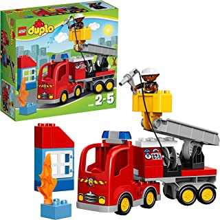 LEGO Duplo - El camión de bomberos (10592)