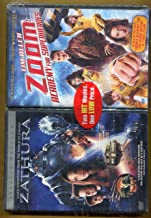 ZATHURA SPECIAL EDITION & ZOOM ACADEMY FOR SUPERHEROES with TIM ALLEN ** 2 DVD SET ** WIDESCREEN EDITIONS
