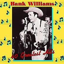 Best hank williams 40 greatest hits vinyl Reviews