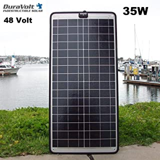 48 volt solar panel for golf cart