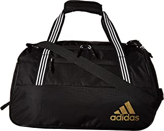 Women's Squad IV Duffel Black/White/Gold One Size