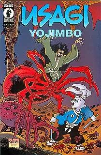 Usagi Yojimbo, Vol. 3, No. 37 (April 2000)