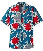 Volcom Kids - Ballast Short Sleeve Shirt (Big Kids)