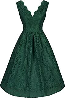 887c1b91f Pretty Kitty Fashion Emerald Green Lace Cocktail Dress