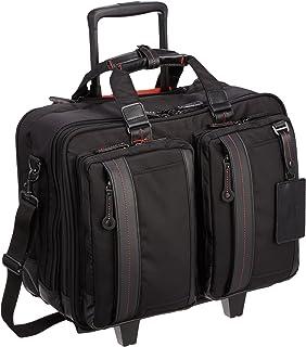 [ヒデオワカマツ] スーツケース ソフト ビジネスキャリー フィールドキャリー 2輪 機内持ち込み対応サイズ 85-76150 26L 38 cm 2.9kg