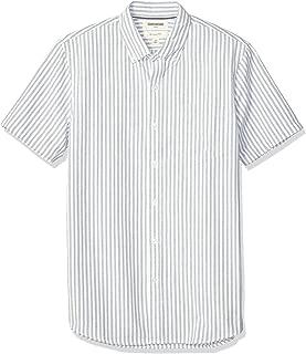 Amazon Brand - Goodthreads Men's Slim-Fit Short-Sleeve Oxford Shirt