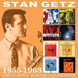 Classic Albums Collection: 1955 - 1963 (4Cd)
