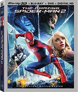 The Amazing Spider-Man 2 [Blu-ray] ( May Have Slip Cover )