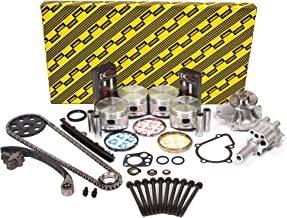 OK4029M//0//0//0 96-00 Honda Civic VTEC 1.6L SOHC 16V D16Y5 D16Y7 D16Y8 Master Overhaul Engine Rebuild Kit
