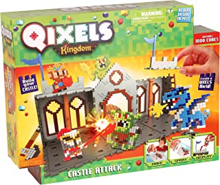 Qixels S3 Kingdom Castle