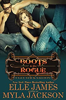 Boots & the Rogue (Ugly Stick Saloon Book 13)