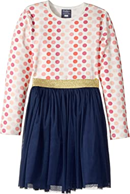 Toobydoo - Fun Dots Tulle Dress (Infant/Toddler/Little Kids/Big Kids)
