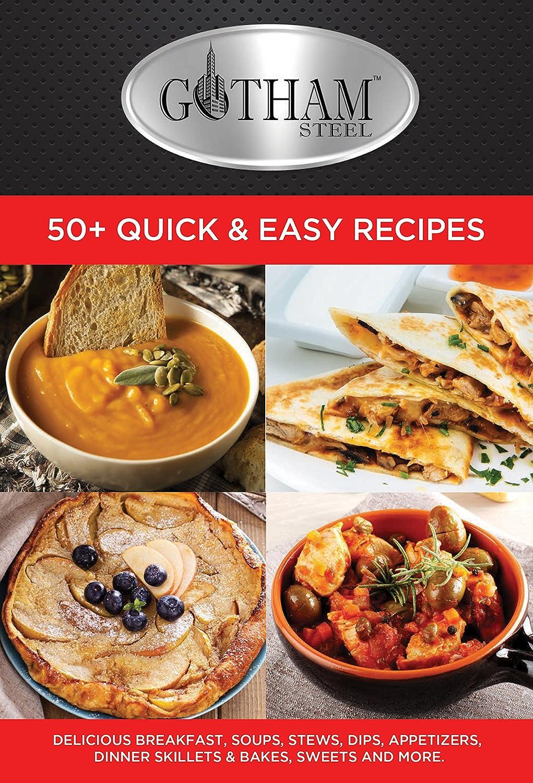 GOTHAM STEEL Cookbook by Daniel Greene