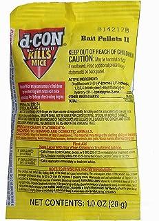 d-CON Bait Pellets II - 1.0 OZ Pack
