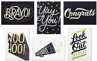 Hallmark - Juego de tarjetas de felicitación (12 tarjetas