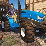 Tractor Farming Simulator - Big Farm Tractor Games