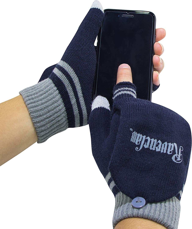 Cinereplicas Harry Potter - Gloves Fingerless Mitten Ravenclaw - Official License