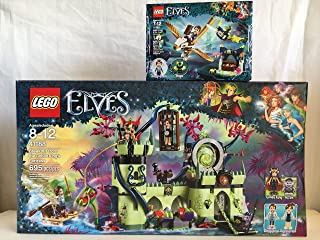 LEGO Elves Breakout from The Goblin King's Fortress & LEGO Elves Emily Jones & The Eagle Getaway