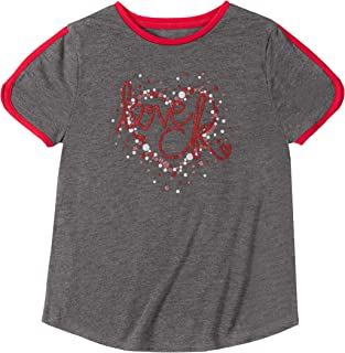 CALVIN KLEIN Big Girls' Calvin Graphic Tee