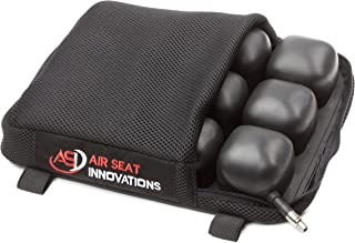 Air Motorcycle Seat Cushion Pressure Relief Pad For Passenger Rear Back Rider - Pillion Cover