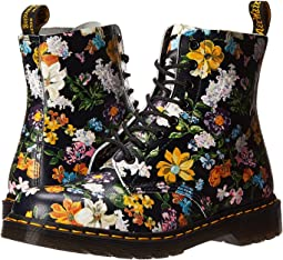 Pascal Darcy Floral 8-Eye Boot