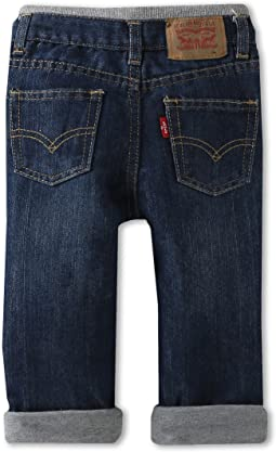 Levi's® Kids - 514™ Denim Pull-On Pant (Infant)