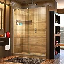 dreamline frameless sliding shower door